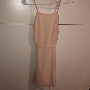 Peach Lulu's Dress